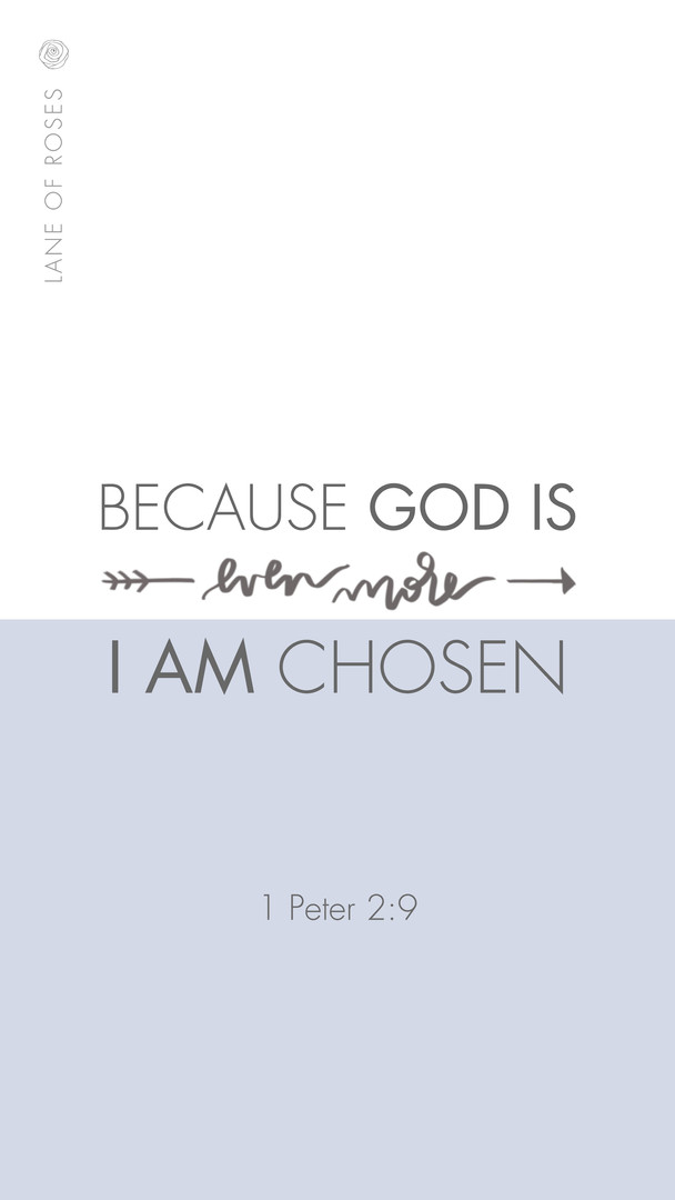 I am Chosen