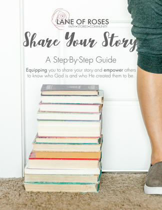 Share Your Story Workbook