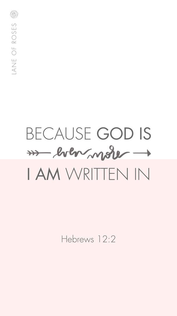 I am written in