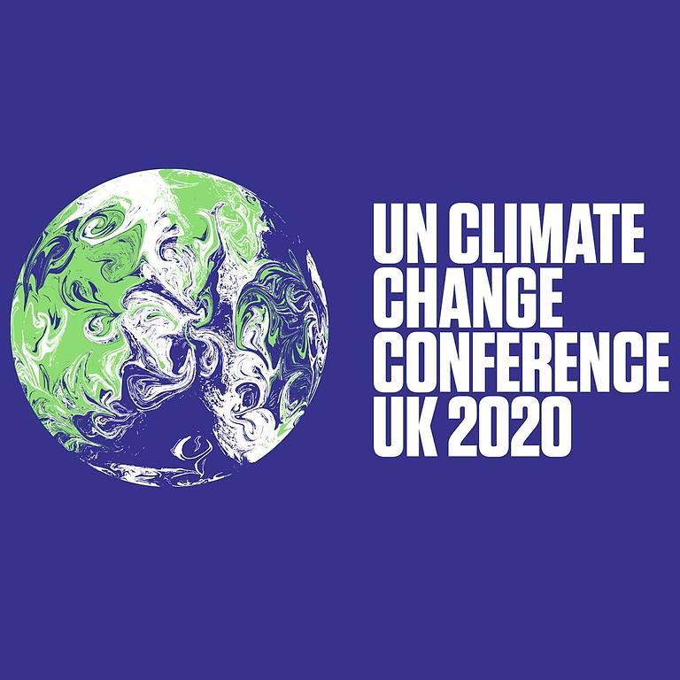 COP26 Live Stream - Day 1