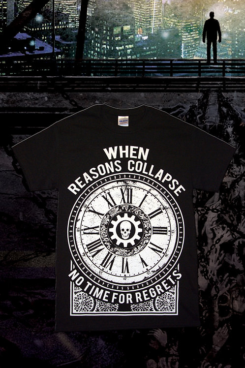 No Time For Regrets T-Shirt/Girly
