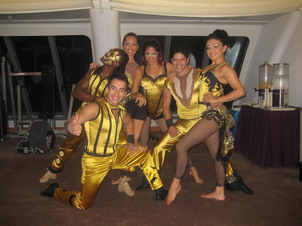 Circus Toupe