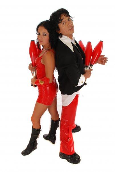 Duo Juggling