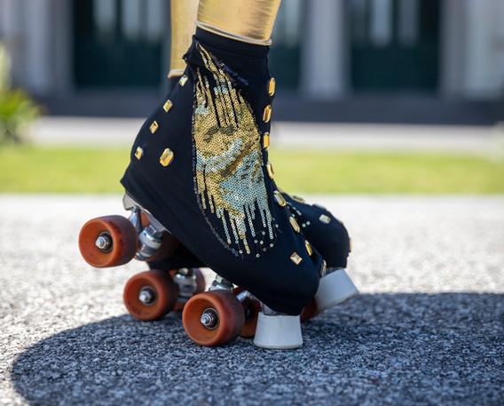 Rolling skate