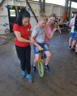 Learning unicycle