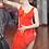 Thumbnail: SEXY RED LATIN DRESS
