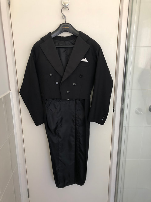 Men's / Boys ballroom tail suit