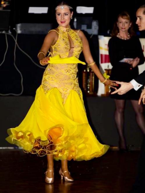 Ballroom dress by HQ Designs