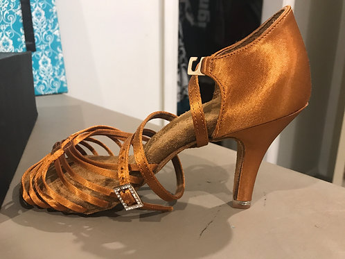 Lady's Latin and Ballroom Heels