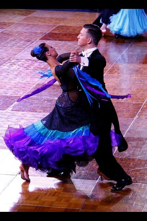 Embody Dancewear Ballroom Gown