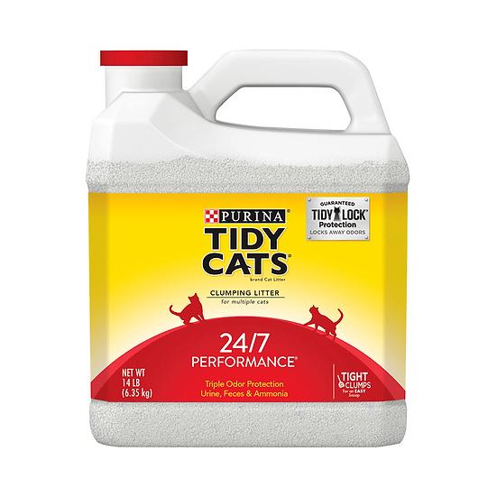 Tidy Cats 24/7 Performance Scoop Jug