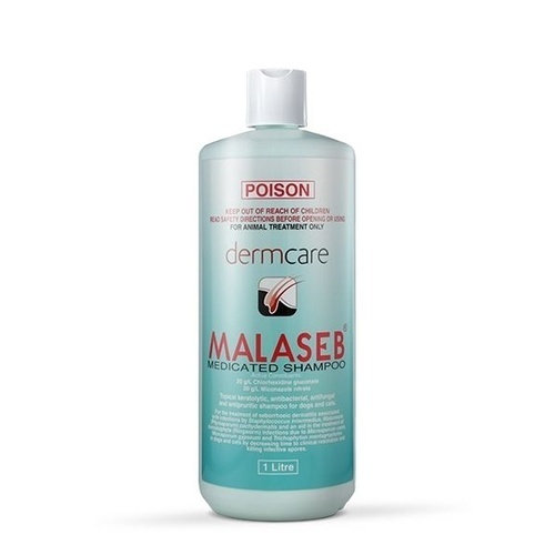 Malaseb Medicated Pet Shampoo for Dogs&Cats