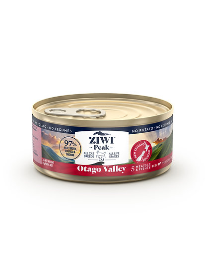 Ziwi Peak Provenance Ultimate Wet Cat Food Otago Valley - 85g