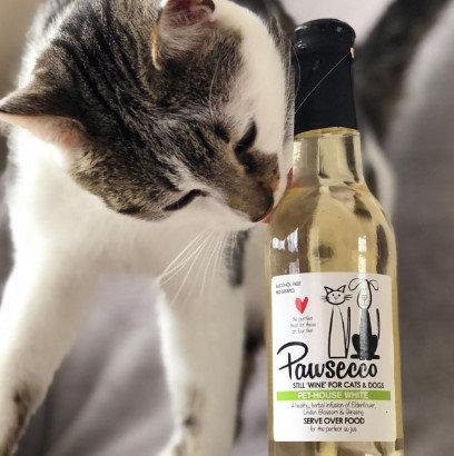 Pawsecco Dog&Cat Wine 250ml