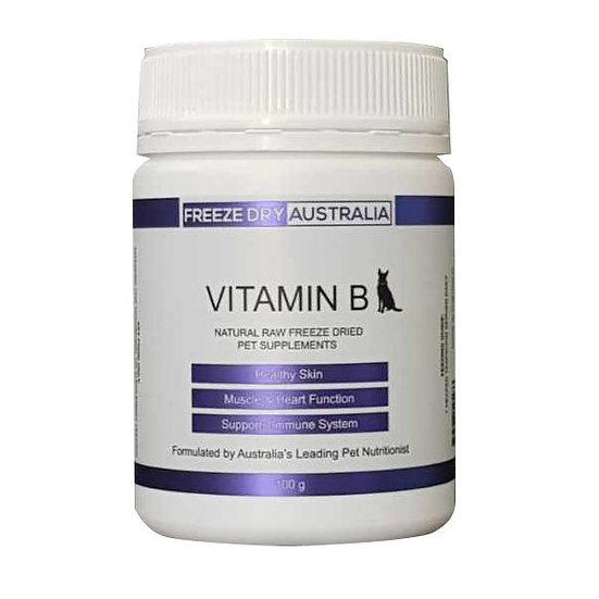 Freeze Dry Australia Natural Raw Freeze Dried Vitamin B