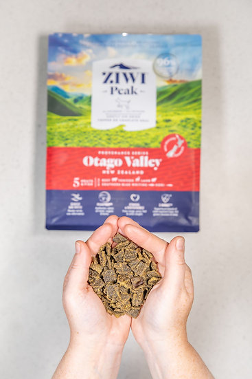 ZiwiPeak Provenance Air-Dried Cat Food Otago Valley