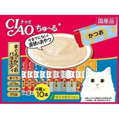 CIAO Churu Creamy Treats 14gx40pcs/pk