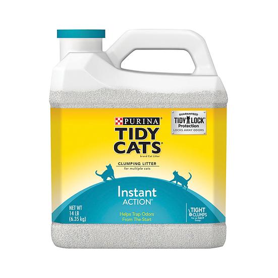 Tidy Cats Instant Action Scoop Jug