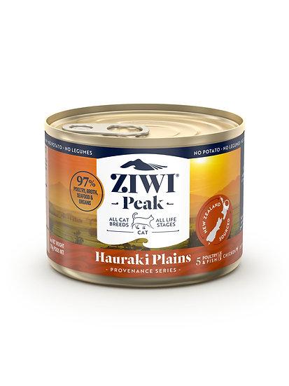 Ziwi Peak Provenance Ultimate Wet Cat Food Hauraki Plains - 170g
