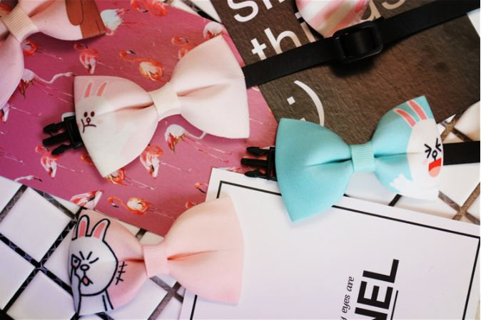 LineFriends Bow Tie