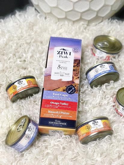 ZiwiPeak Provenance Canned Multipack 85gx6