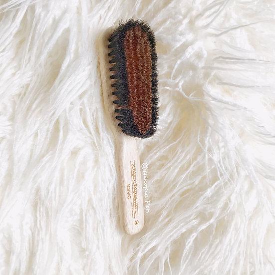 Chris Christensen Ionic Brass Boar Brush