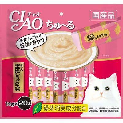 CIAO Churu Creamy Treats 14gx20pcs/pk