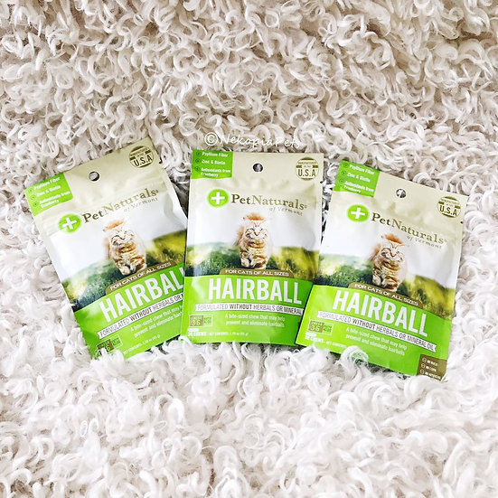 PetNaturals of Vermont Hairball for Cats 30 Chews