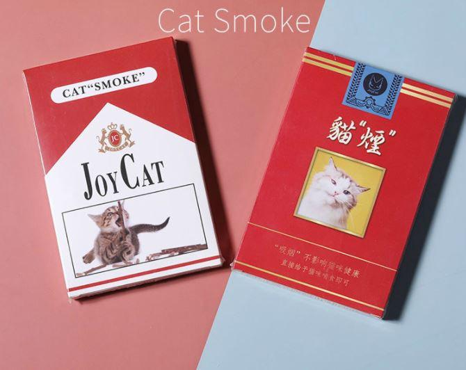 JoyCat Cat Cigarettes(Silvervine Stick)