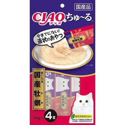 CIAO Churu Creamy Treats 14gx4ocs/pk