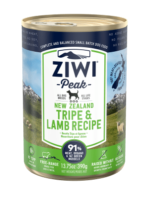 ZiwiPeak Originals Canned Dog Food 390g