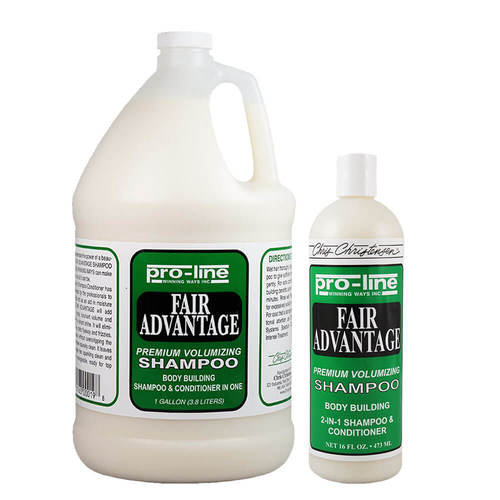 Chris Christensen Proline Fair Advantage Shampoo
