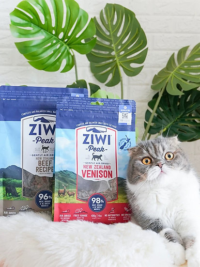 ZiwiPeak Originals Air-Dried Cat Food 400g