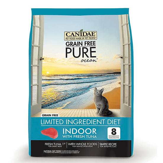 CANIDAE Cat Grain Free Pure Ocean 4.54kg