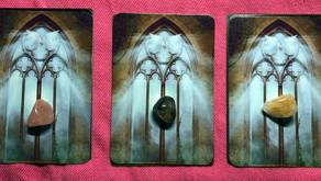 February Full Moon Cards