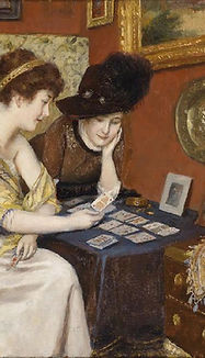 Tarot parties are great for bachelorette and bridal parties, holiday gatherings and birthday parties