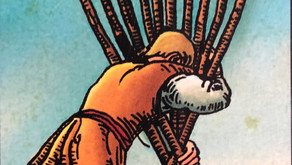 The 10 of Wands