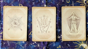Full Moon - May 2020 - Pick Your Cards
