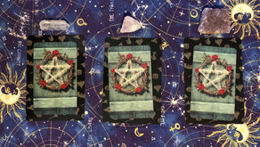 First Full Moon of October 2020 - Pick your Cards