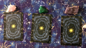 Blue Full Moon of October 2020 - Pick your Cards
