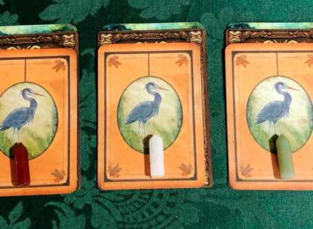 New Moon - April 2020 - Pick Your Cards