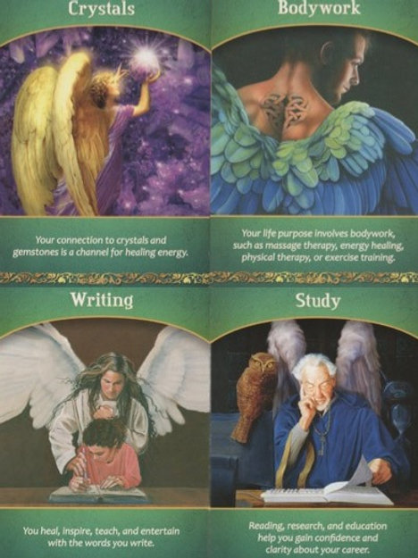 Career & Life Purpose Oracle Card Reading