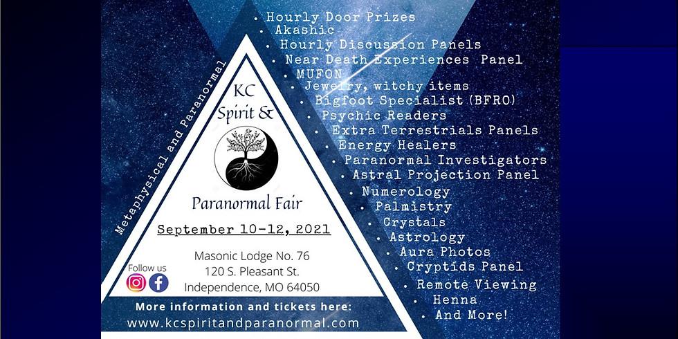 KC Spirit & Paranormal Fair