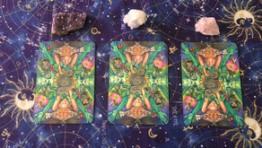 New Moon - August 2020 - Pick Your Cards