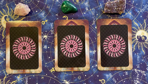 Full Moon - November 2020 - Pick your Cards