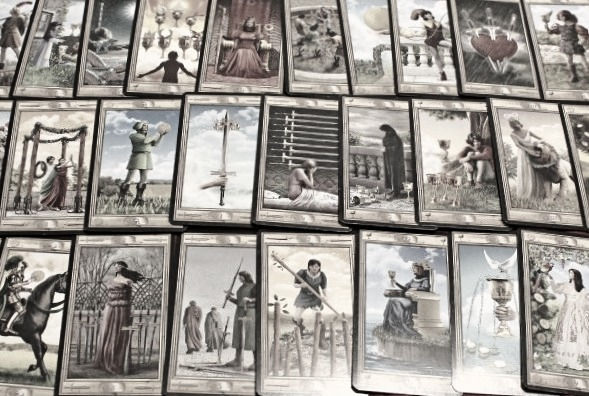 Tarot Reading In-Person - 20 Mins