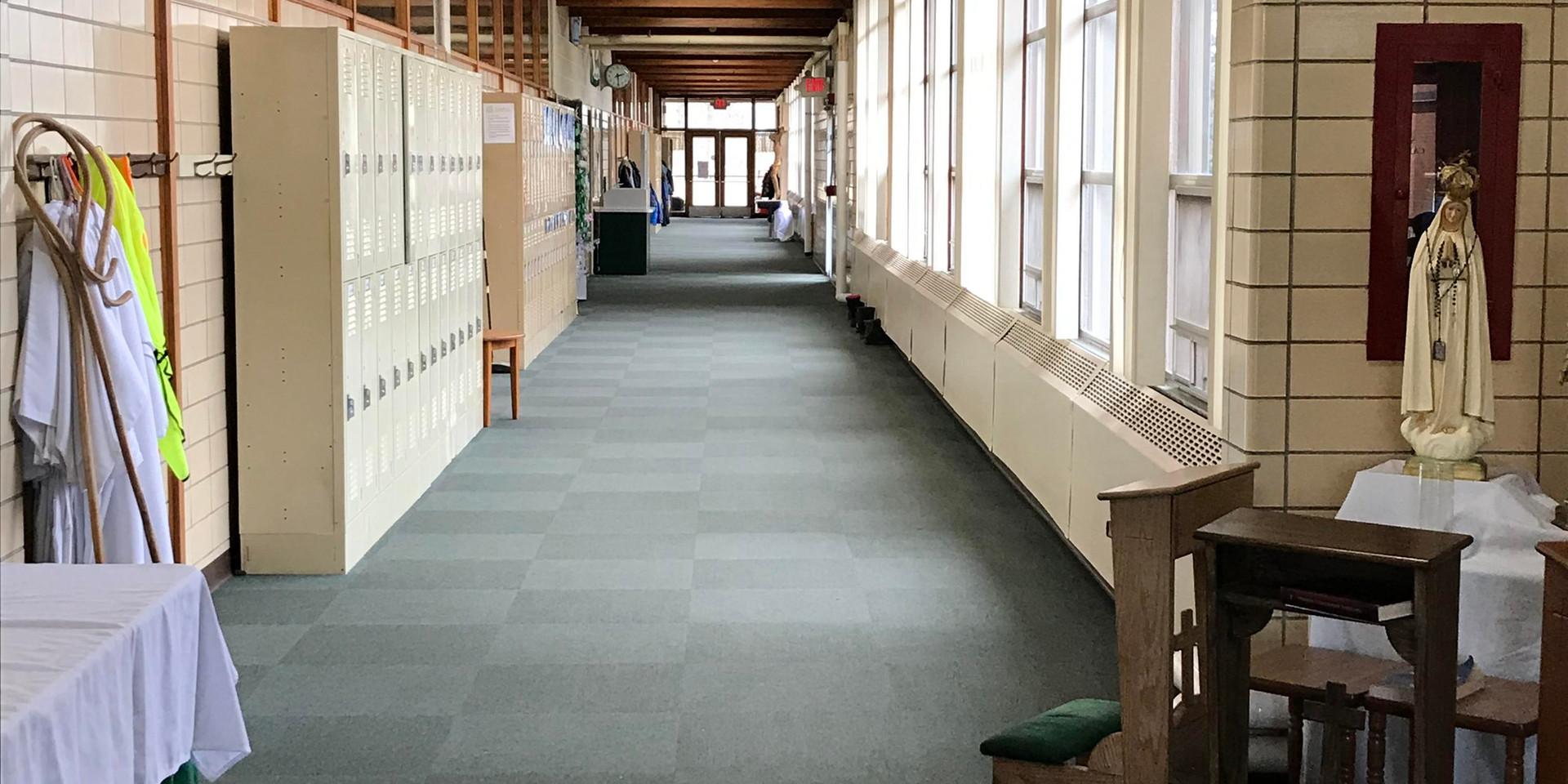 New School Hall