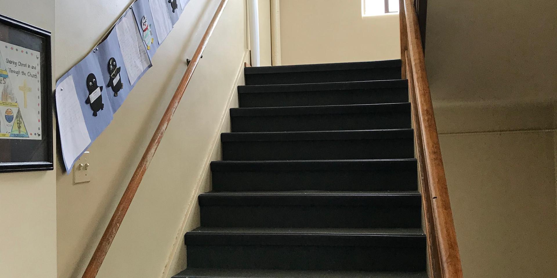 Old School Steps