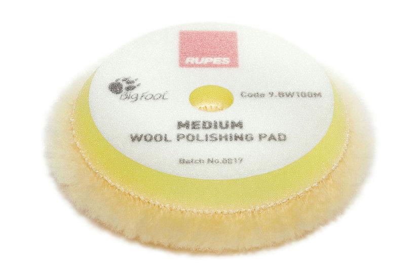 Medium Wool Polishing Pad