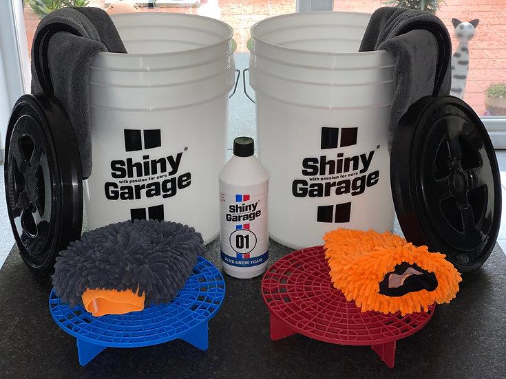 S&H Shiny Garage Wasch Kit XL2